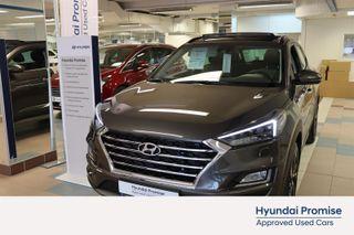 Hyundai Tucson 1.6 Hybrid/Diesel CRDI AUT SKINN/PANORAMA MHEV/Hybrid  2019, 5800 km, kr 476000,-