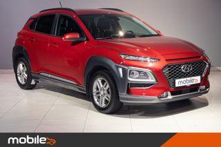 Hyundai Kona 1,0 T-GDI Teknikkpakke DAB+, SKINN, NAVI, NY SERVICE,  2018, 49051 km, kr 214900,-