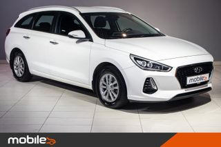 Hyundai i30 1,4 T-GDi Plusspakke aut , NAVI, DAB, BLUETOOTH,  2018, 45430 km, kr 223900,-