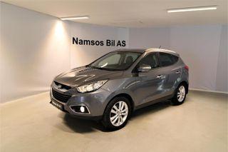 Hyundai ix35 2.0  4WD/Manuel/krok(2000kg)  2013, 191000 km, kr 119000,-