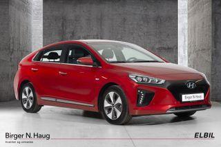 Hyundai Ioniq Teknikk LEVERINGSKLAR I FANTASTISK FARGE  2019, 28500 km, kr 249900,-