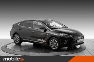 Hyundai Ioniq Teknikk / Skinn / Appstyring / Sortlakkert  2020, 2900 km, kr 309000,-