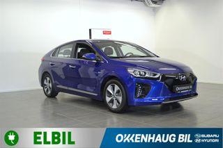 Hyundai Ioniq Norsk bil / Garanti / Skinn  2019, 11000 km, kr 265600,-