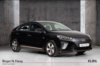 Hyundai Ioniq Teknikk Rask lading gir store muligheter!  2019, 27400 km, kr 259900,-