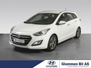 Hyundai i30 1.6 crdi Facelift Teknikkpakke, navi, ryggek, komp.serv  2015, 71000 km, kr 154900,-