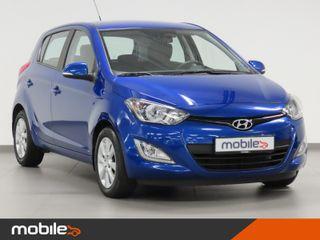 Hyundai i20 1,4 Classic Pluss AT Automatgir/EU Godkjent til 31/8-21  2013, 54300 km, kr 109900,-