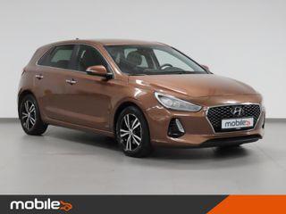 Hyundai i30 1,4 T-GDi Teknikkpakke aut DAB/140HK Bensin m/automat  2018, 57000 km, kr 219900,-
