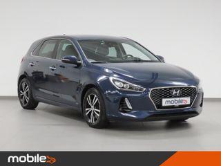 Hyundai i30 1,4 T-GDi Teknikkpakke aut 140HK / Automatgir  2018, 55700 km, kr 219900,-