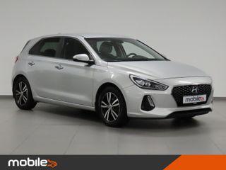 Hyundai i30 1,4 T-GDi Teknikkpakke aut 140HK Bensin m/automatgir  2018, 53200 km, kr 219900,-