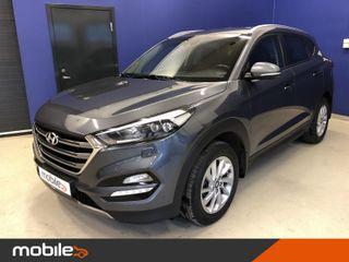 Hyundai Tucson 2,0 CRDi Teknikkpakke 4WD DAB+  2016, 123000 km, kr 229000,-