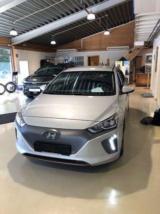 Hyundai Ioniq Electric  2017, 36000 km, kr 199000,-
