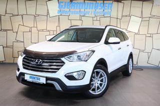 Hyundai Grand Santa Fe 2.2  Skinn, navi, 7 seter, hengerfeste  2015, 121000 km, kr 369000,-