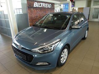 Hyundai i20 1,0 Turbo 100 Hk Navi Kamera Klima Dab+ Rattvarme ++  2016, 92000 km, kr 99000,-