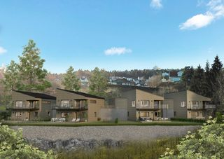 4 eneboliger i idylliske og landlige omgivelser i Findal. Byggingen har startet. 2 SOLGT!