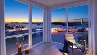Dvergsnestoppen - Nytt bygg med 12 flotte leiligheter.  Bo høyt - se langt. Salget har startet!