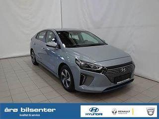 Hyundai Ioniq Teknikkpakke med skinn KUN 28.000Km  2017, 28200 km, kr 199000,-