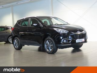 Hyundai ix35 1,7 CRDi 2WD Comfort H-feste, R-kamera,  2014, 133940 km, kr 139000,-