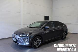 Hyundai Ioniq 2020-modell Premium med skinn - V.hjul.  2020, 6700 km, kr 315000,-