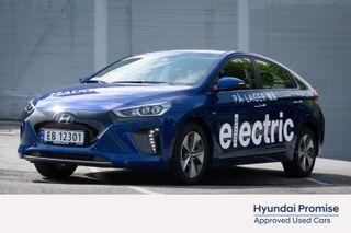 Hyundai IONIQ Teknikk  2019, 18000 km, kr 259000,-