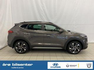 Hyundai Tucson 1.6  CRDI AUT 48V Hybrid Panorama 4x4 Automat Ryggekam+  2020, 11000 km, kr 459000,-