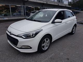 Hyundai i20 1,2  Comfort  2015, 50200 km, kr 110000,-