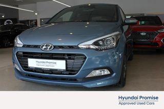Hyundai i20 1.0 T-Gdi Jubileum  2018, 37000 km, kr 149000,-