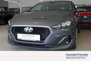 Hyundai i30 1.4 T-Gdi Fastback  2018, 44000 km, kr 299000,-