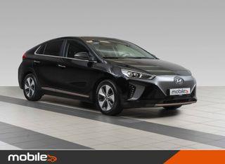 Hyundai IONIQ Teknikk m/skinn Norsk Skinn, mørke bakruter, navigasjon  2019, 23000 km, kr 259900,-