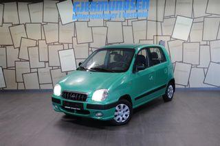 Hyundai Atos 1.0 bensin Atos Prime GLS  2000, 116700 km, kr 7649,-
