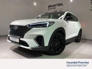 Hyundai Tucson 1.6  CRDI AUT/N-Line/4x4  2020, 13162 km, kr 489000,-