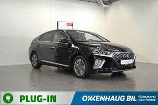 Hyundai IONIQ 1.6  Plug-in Norsk bil / Garanti / 2 sett dekk  2020, 2000 km, kr 309800,-
