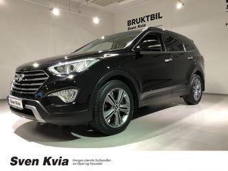Hyundai Grand Santa Fe 2.2 197HK PREMIUM REGG 29.06.16. AUTOMAT, 4X4,  2015, 107450 km, kr 249000,-