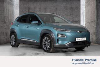 Hyundai Kona Premium HYUNDAI PROMISE - SIKKER BRUKTBILHANDEL I DAG  2020, 13400 km, kr 419900,-
