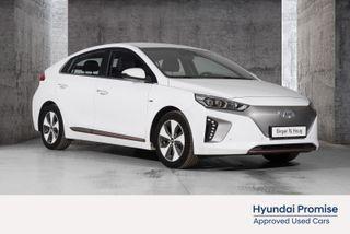 Hyundai Ioniq Teknikk FULLSPEKKET IONIQ MED VENTILERTE SKINNSETER  2018, 34510 km, kr 239900,-