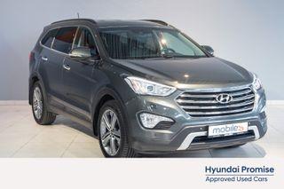 Hyundai Grand Santa Fe 2,2 CRDi 197hk 4WD Premium aut.  2016, 83340 km, kr 297900,-