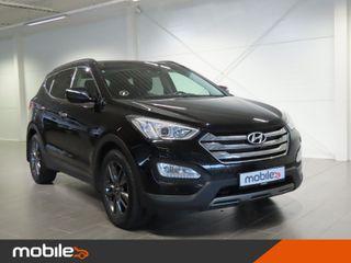 Hyundai Santa Fe 2,2 CRDi 197hk 4WD Premium aut.  2014, 106964 km, kr 349000,-