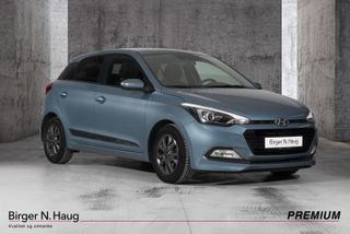 Hyundai i20 1,0 T-GDI Jubileum Råtassen!  2017, 39245 km, kr 144900,-