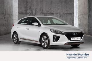 Hyundai Ioniq Teknikk TOPPUTSTYRT BIL RETT FRA SERVICE KLAR FOR LEV!  2019, 22500 km, kr 259900,-