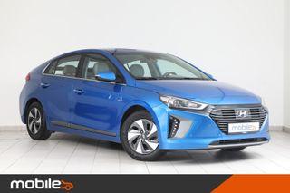 Hyundai IONIQ Teknikkpakke m/Skinn -1.Eier!-Norsk Bil!-Toppmodell!  2017, 57574 km, kr 178900,-