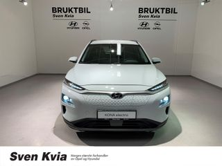 Hyundai Kona 2020 \ 64kWt \ Adaptive Cruise \ Ryggekamer \ Delskinn  2020, 1300 km, kr 399000,-