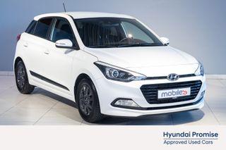 Hyundai i20 1,0 T-GDI Jubileum , NAVI, RYGGEKAMERA, DAB+  2018, 38436 km, kr 159000,-