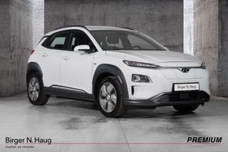 Hyundai Kona Trend Leveringsklar på dagen!  2020, 2834 km, kr 379900,-