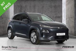 Hyundai Kona 39kWh Premium DELSKINNSETER- SOM NY - TA KONTAKT  2020, 4000 km, kr 339900,-