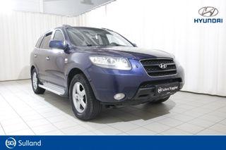 Hyundai Santa Fe 2,2 GLS CRDI 5 seter AT | Billigbil |  2007, 241238 km, kr 44000,-
