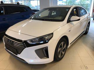Hyundai IONIQ 1.6  Teknikkpakke m/skinn  2017, 83000 km, kr 194372,-