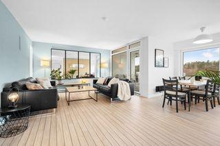 Lys og innbydende 4-roms leilighet med en praktisk planløsning og vest vendt balkong kun 10 min. unna sentrum