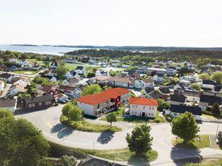 Velkommen til Lilletorget i Langesund - 10 leiligheter med parkeringskjeller og heis. 9 solgt - 1 ledig!