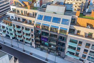 Ny lekker 2 roms selveier i 3. etg. med innglasset balkong - Heis og super beliggenhet i sentrum