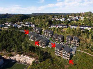 Justviklia byggetrinn 2 - Et særpreget boligområde i naturskjønne omgivelser - utsikt/kveldssol - Byggestart vedtatt!