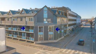 Flott 3-roms leilighet fra 2017 med meget sentral beliggenhet på Lie - 2. etasje med heis
